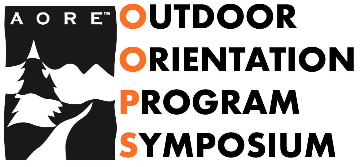 Outdoor Orientation Program Symposium | OOPS